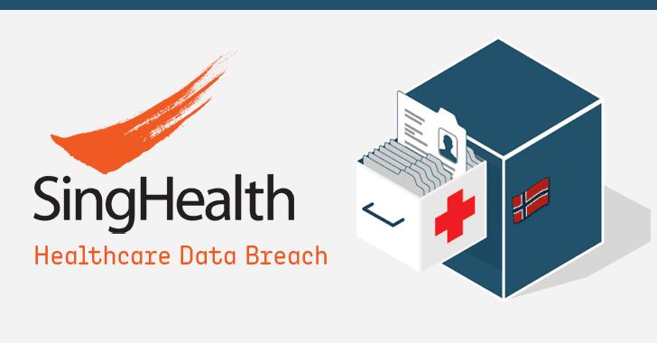 Singapore's Largest Healthcare Group Hacked, 1.5 Million Patient Records Stolen