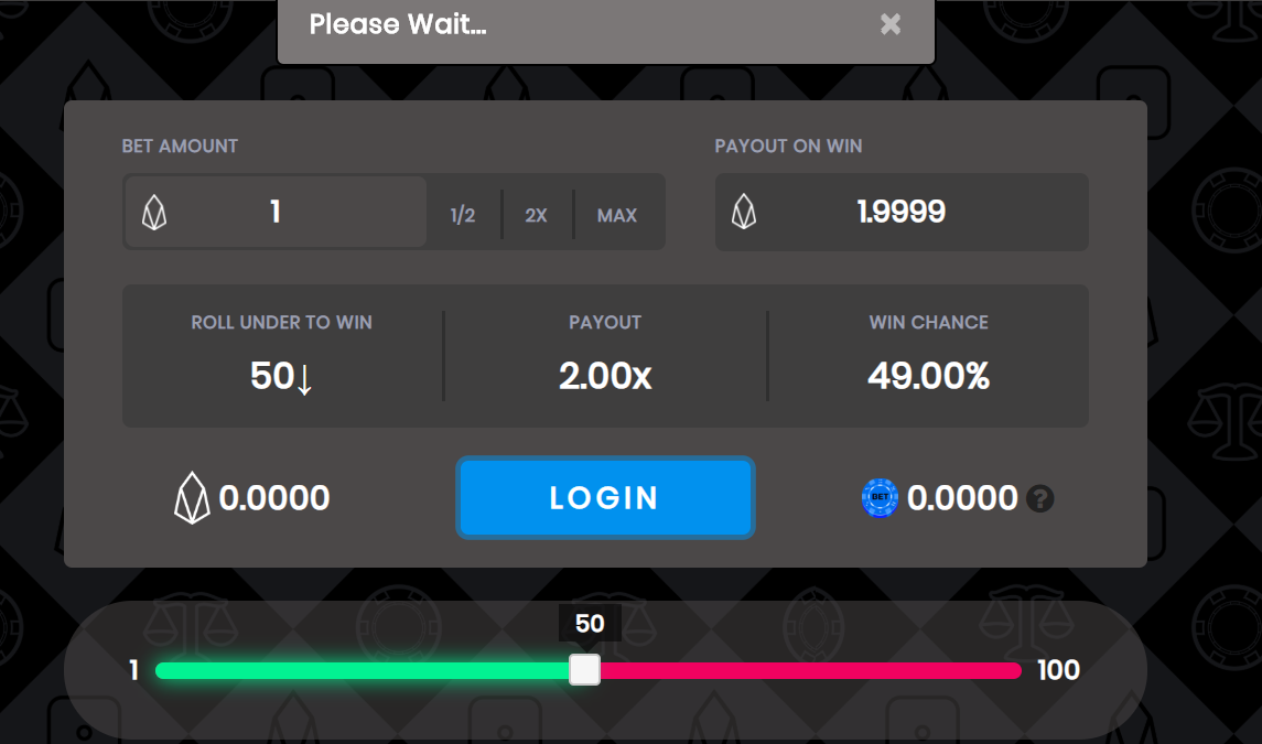 EOSBet Gambling application hacked, crooks stole $200,000 worth of EOS