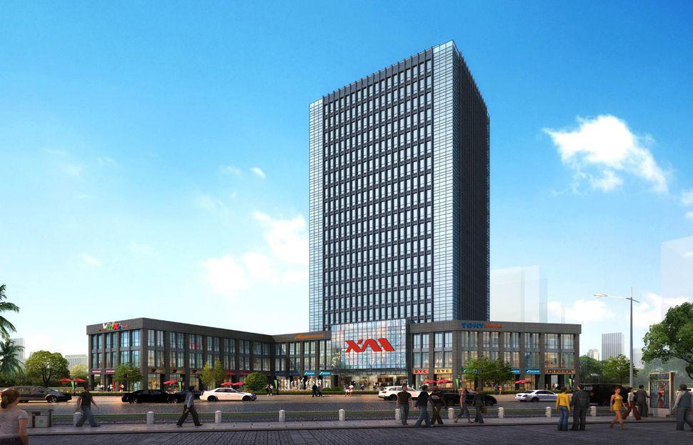 Hangzhou Xiongmai Technology Co., Ltd XMeye P2P Cloud Server