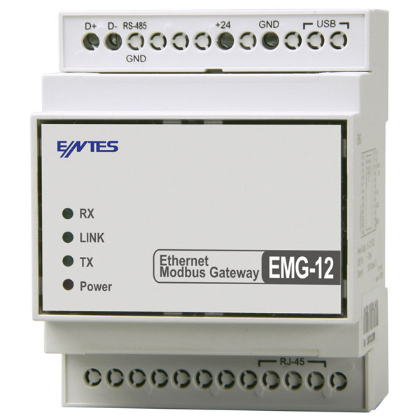Entes EMG 12
