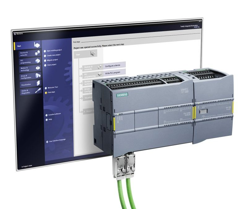 Siemens SIMATIC STEP 7 and SIMATIC WinCC (Update A)