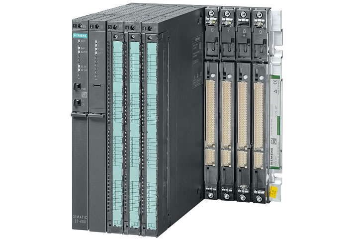 Siemens S7-400 Cpus