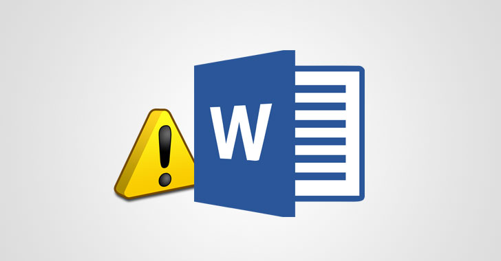 Unpatched MS Word Flaw Could Allow Hackers to Infect Your Computer