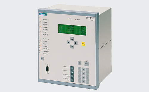 Siemens EN100 Ethernet Communication Module and SIPROTEC 5 Relays