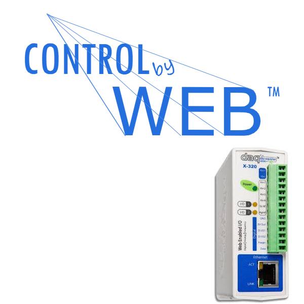 ControlByWeb X-320M