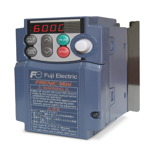 Fuji Electric FRENIC Devices (Update A)