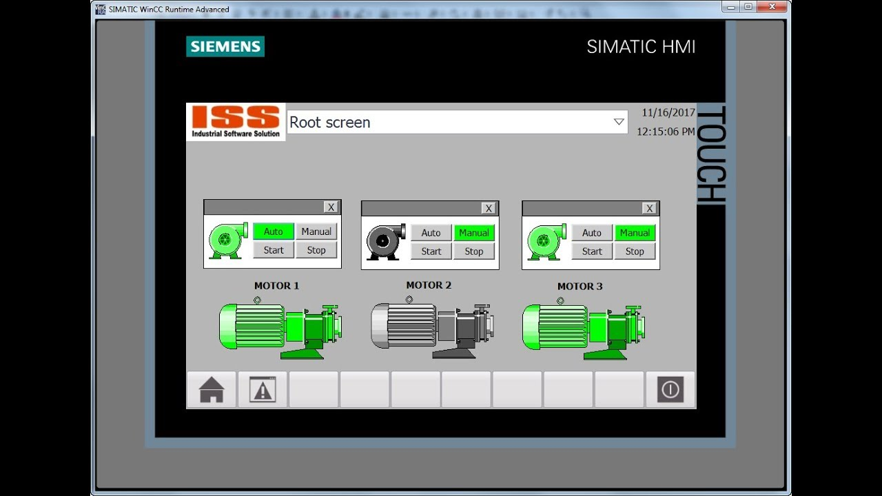 Siemens SIMATIC PCS 7, SIMATIC WinCC, SIMATIC WinCC Runtime
