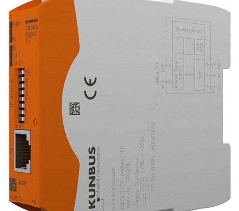 Kunbus PR100088 Modbus Gateway (Update B)