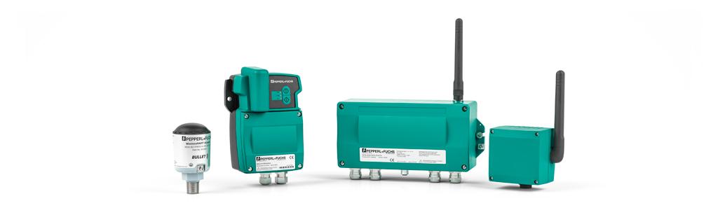 PEPPERL+FUCHS WirelessHART-Gateways