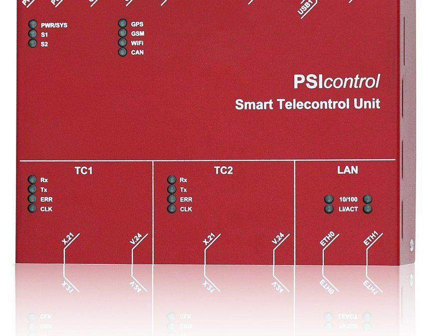PSI GridConnect Telecontrol