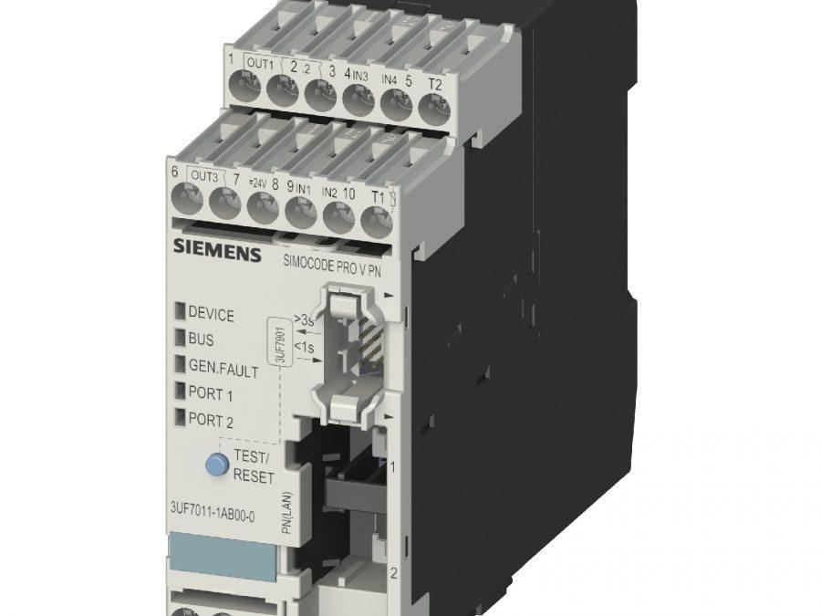 Siemens SIMOCODE pro V EIP