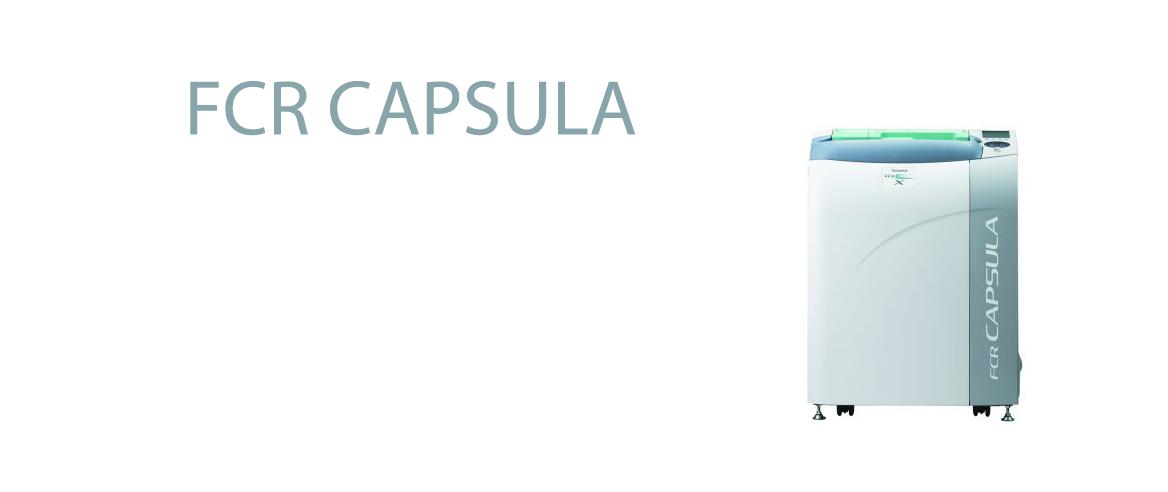 Fujifilm FCR Capsula X/Carbon X