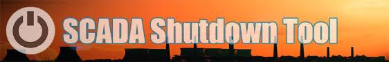 SCADA Shutdown Tool