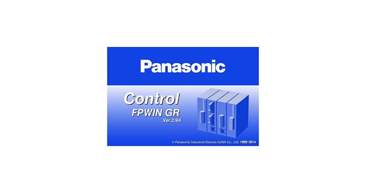 Panasonic Control FPWIN Pro