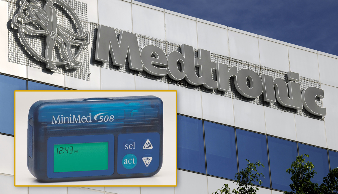 Medtronic MiniMed 508 and Paradigm Series Insulin Pumps