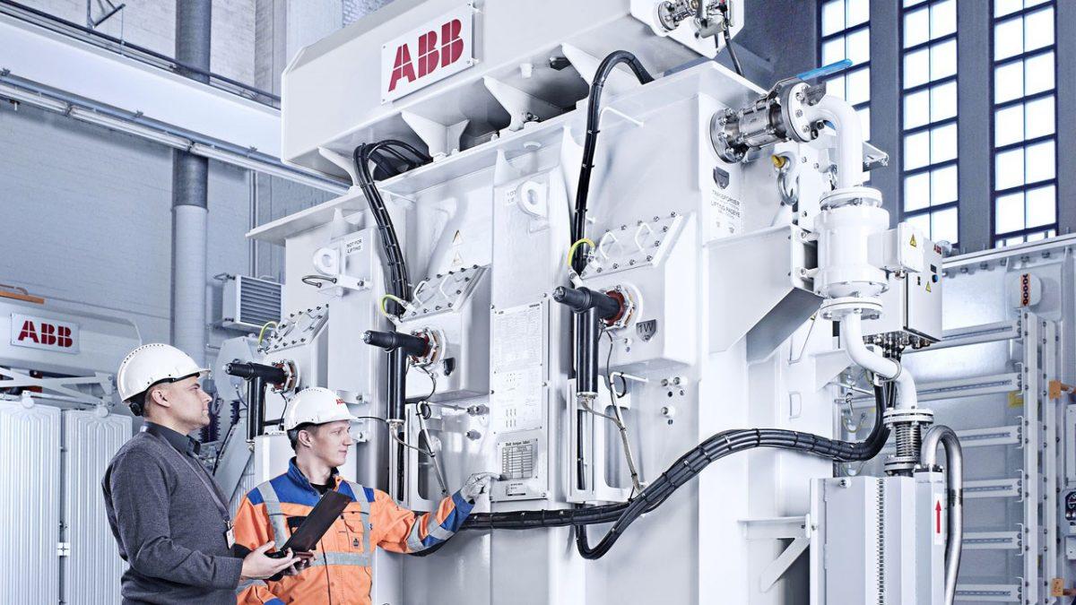 ABB CP651 HMI