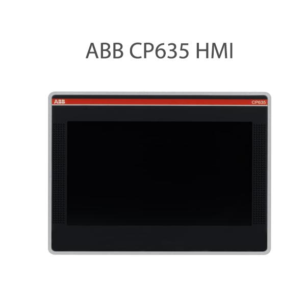 ABB CP635 HMI