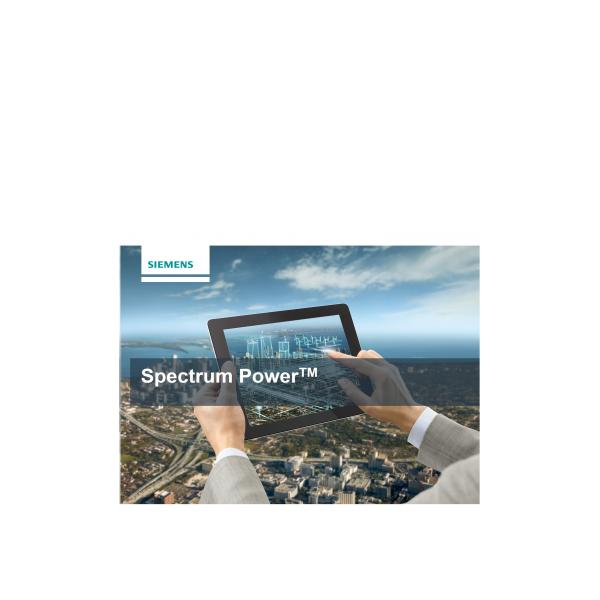 Siemens Spectrum Power