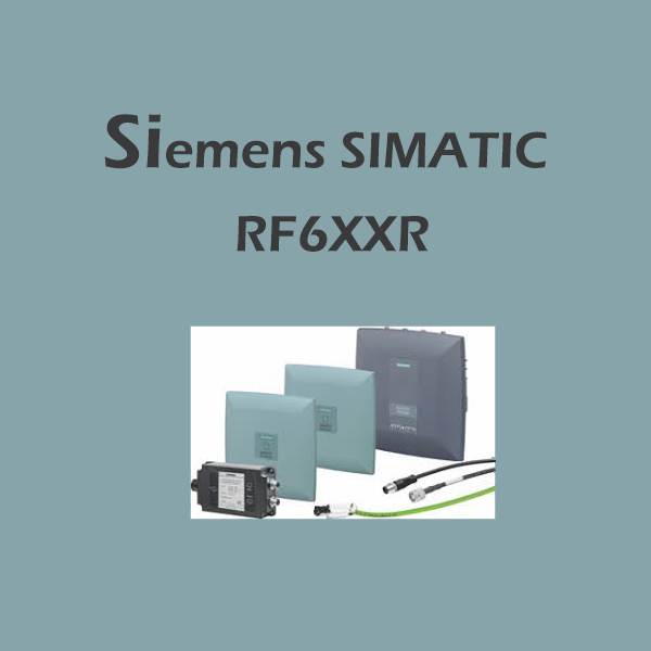Siemens SIMATIC RF6XXR