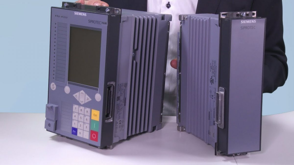 Siemens SIPROTEC 5 and DIGSI 5