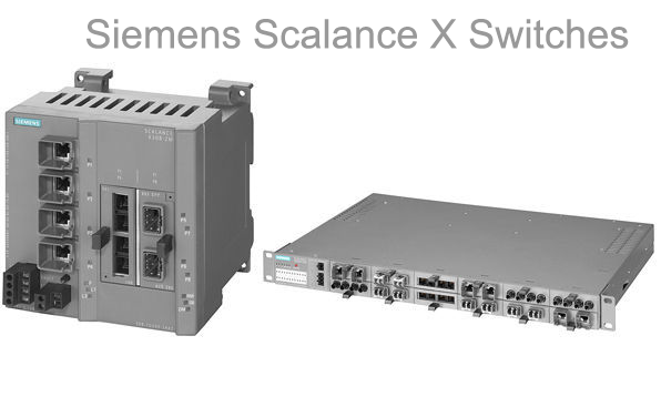 Siemens SCALANCE X Switches