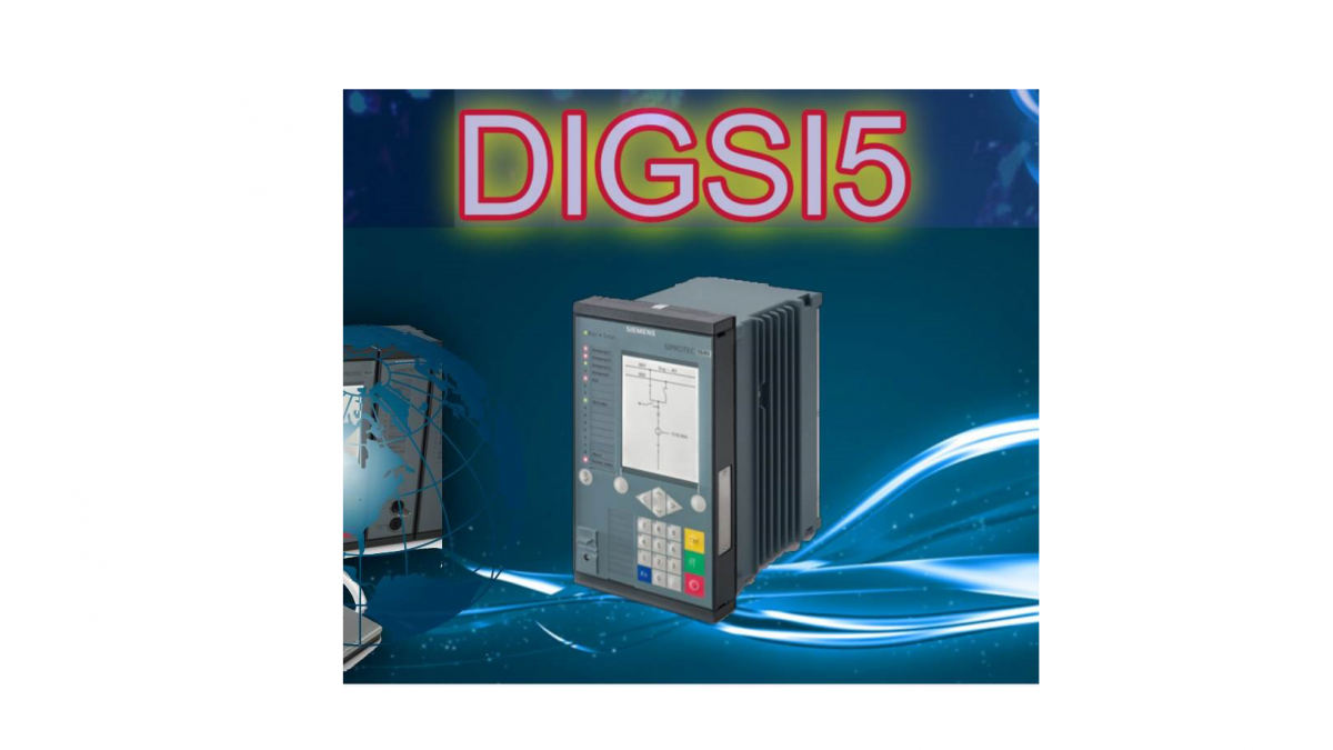 Siemens SIPROTEC 5 and DIGSI 5 (Update A)