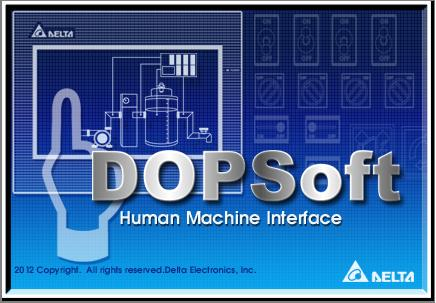 Delta Industrial Automation DOPSoft