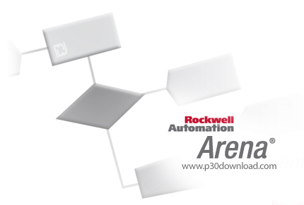 Rockwell Automation Arena Simulation Software (Update A)