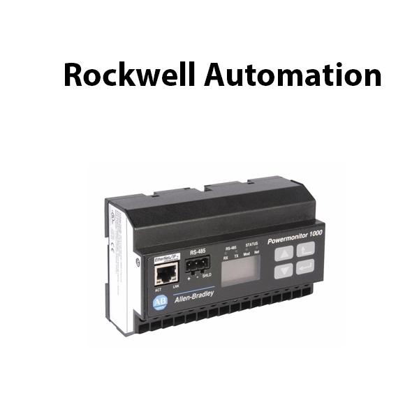 Rockwell Automation Allen-Bradley PowerMonitor 1000 (Update A)