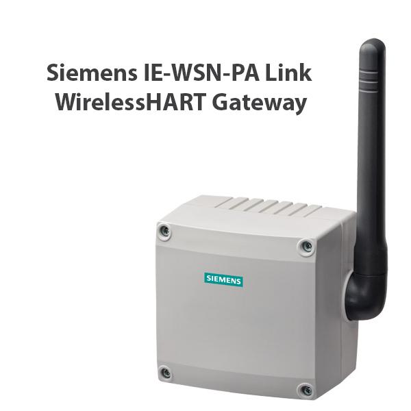 Siemens IE-WSN-PA Link WirelessHART Gateway