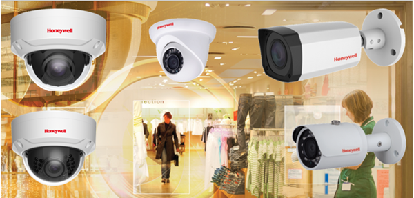 Honeywell Performance IP Cameras and Performance NVRs