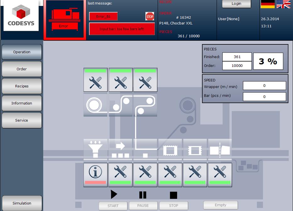 3S-Smart Software Solutions GmbH CODESYS V3 Web Server
