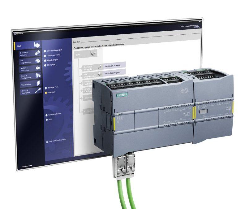 Siemens SIMATIC PCS7, WinCC, TIA Portal (Update C)
