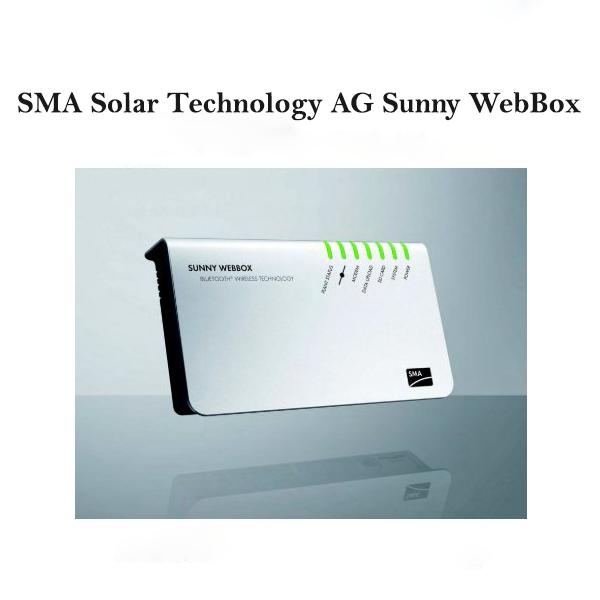 SMA Solar Technology AG Sunny WebBox