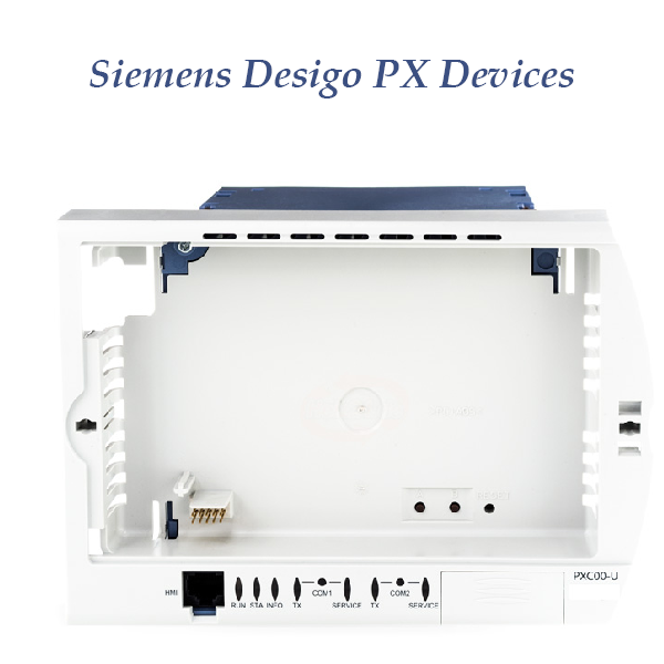 Siemens Desigo PX Devices