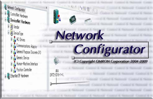 Omron Network Configurator for DeviceNet (Update A)