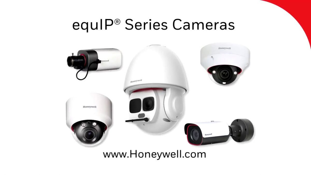 Honeywell equIP and Performance Series IP Cameras
