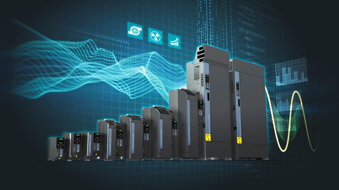 Siemens SINAMICS (Update A)