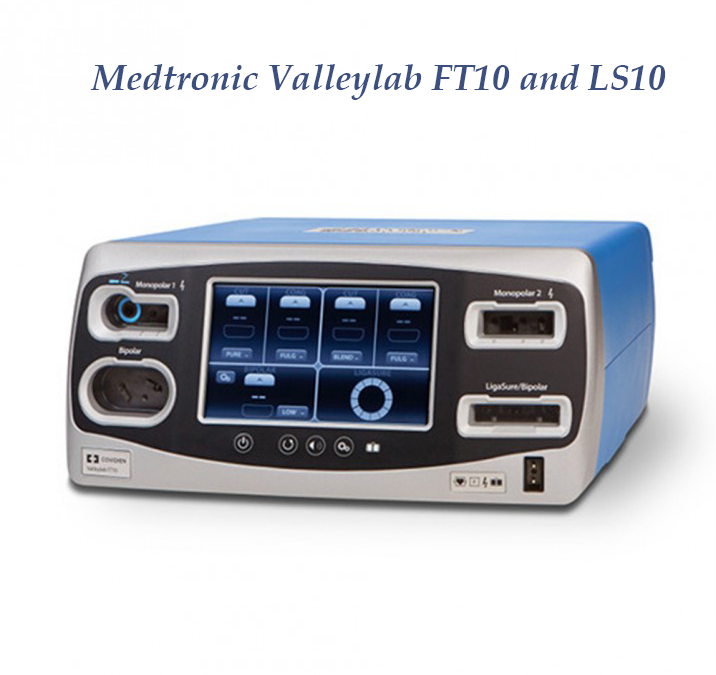 Medtronic Valleylab FT10 and LS10
