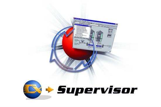 Omron CX-Supervisor (Update A)