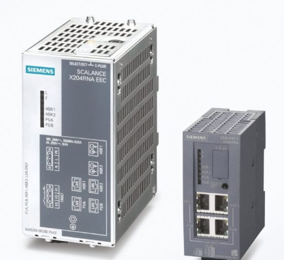 Siemens SCALANCE X Switches, RUGGEDCOM WiMAX, RFID 181-EIP, and SIMATIC RF182C