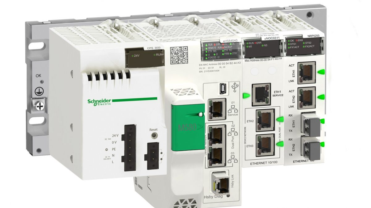 Schneider Electric Modicon Controllers
