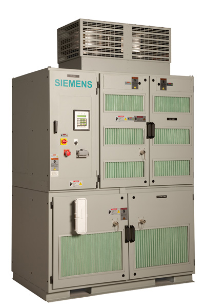 Siemens SINAMICS PERFECT HARMONY GH180