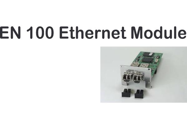 Siemens EN100 Ethernet Module (Update A)
