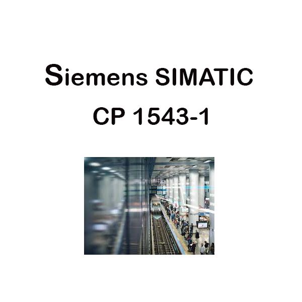 Siemens SIMATIC CP 1543-1