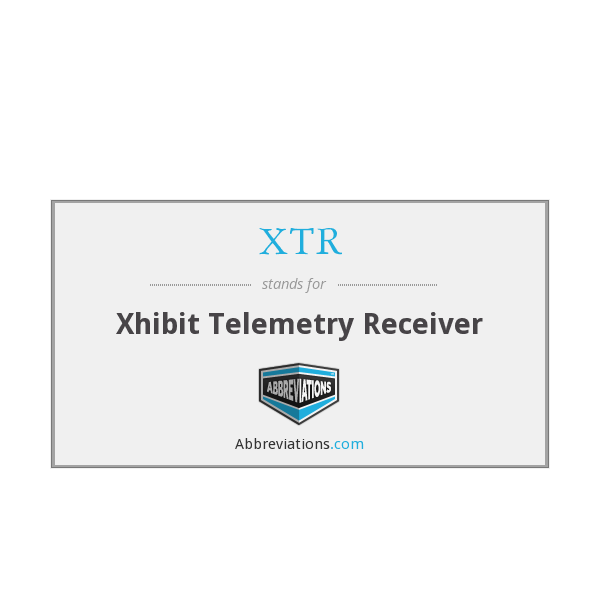 Spacelabs Xhibit Telemetry Receiver (XTR)