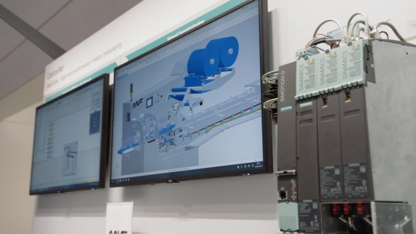 Siemens Industrial Real-Time (IRT) Devices