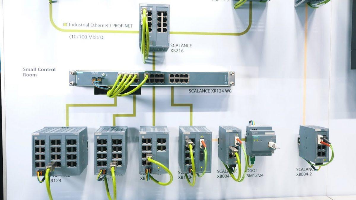 Siemens SCALANCE X Switches