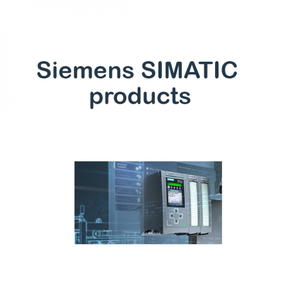 Siemens SIMATIC Products