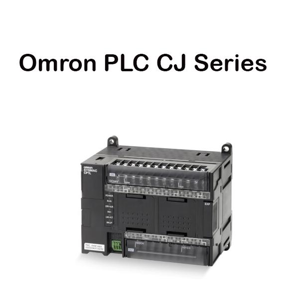 Omron PLC CJ Series